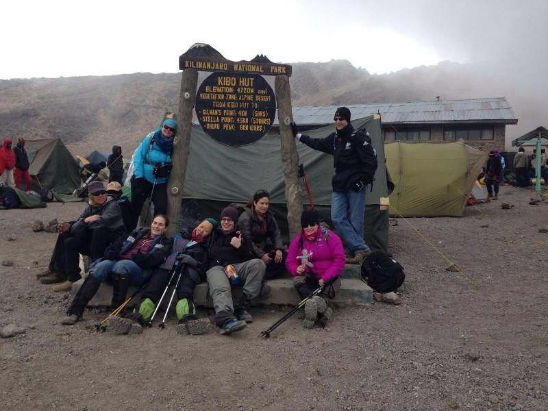 kilimanjaro summit group