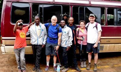 kilimanjaro climb shadows of africa guides
