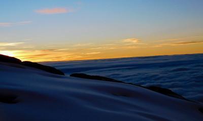 kilimanjaro sunset uhuru peak