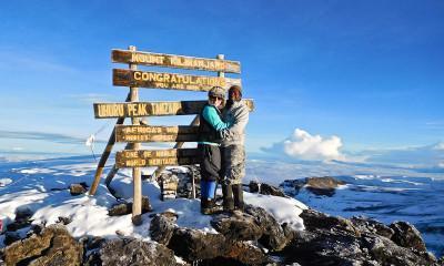 uhuru peak kilimanjaro summit