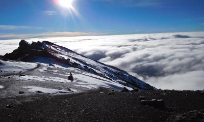 dawn kilimanjaro descent