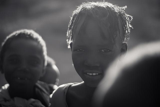 kalenjin children