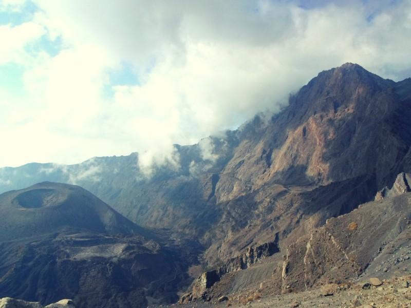 Mount Meru Trek