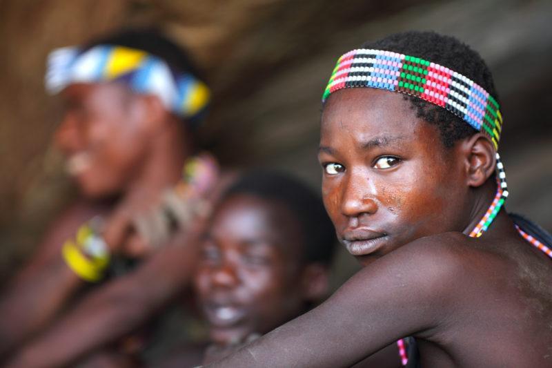 hadza tribe tanzania