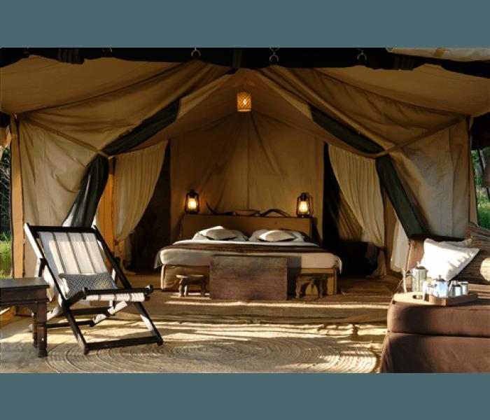 tented camp tanzania serengeti
