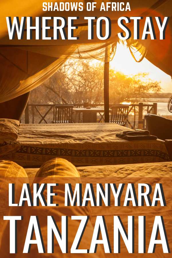 Here's where to stay on your safari trip! All the best hotels and lodges in Laka Manyara Tanzania for your African safari adventure #africa #tanzania #lakemanyara #safari