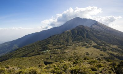 Mt Meru - Kilimanjaro's stunning little sister!