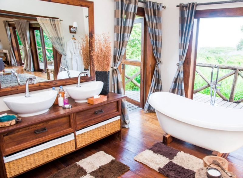 Chalet at Escarpment Lodge Lake Manyara
