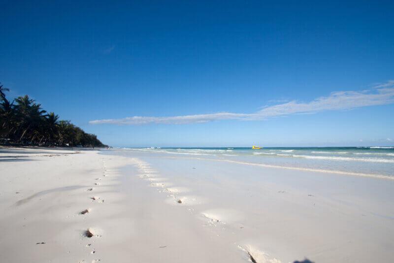 Лучшие пляжи в Момбасе